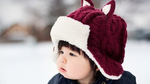 Baby, It's Cold Outside! Tips for Keeping Baby Warm this Winter